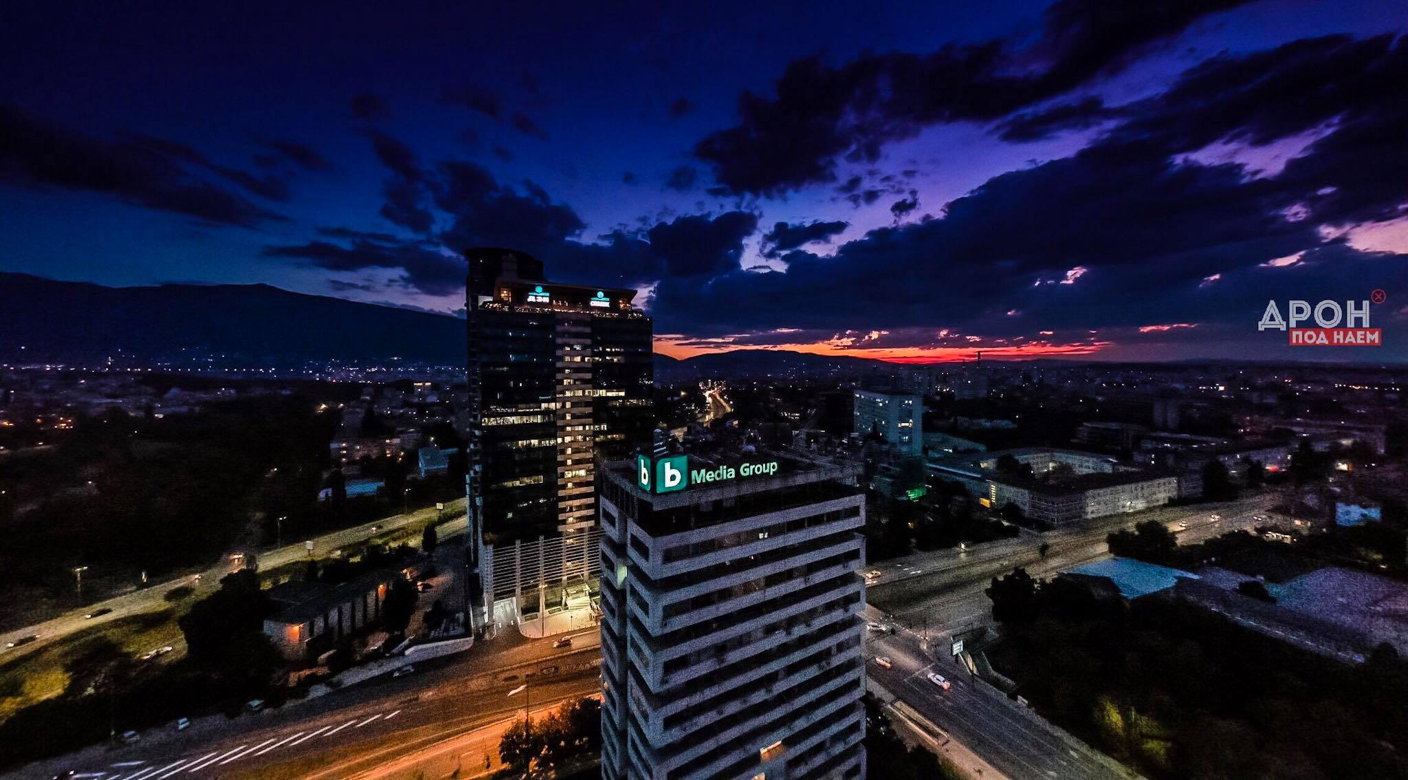 София и архитектурата в центъра
